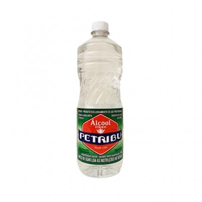 Álcool líquido 70% com 1 litro - Petribu