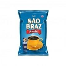 Café moído 250g são braz