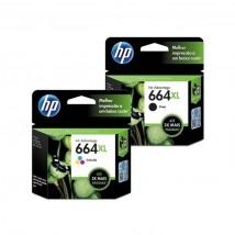Cartucho p/impressora HP 664