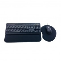 Kit Mouse e teclado USB